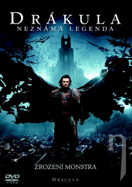 DVD Film - Dracula: Neznáma legenda