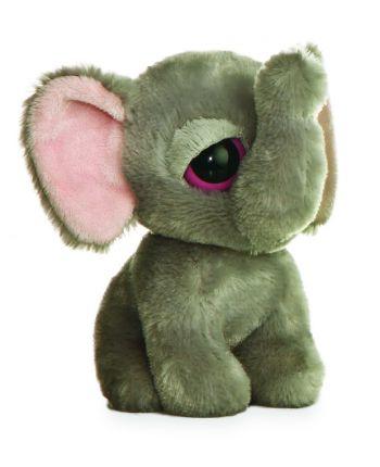 Plyšová hračka - dreamy eyes elephant (12,5 cm)