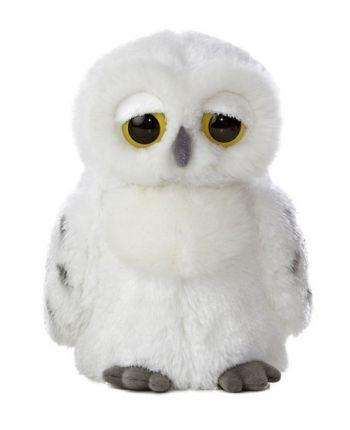 Plyšová hračka - dreamy eyes snowy owl (snežná sova)