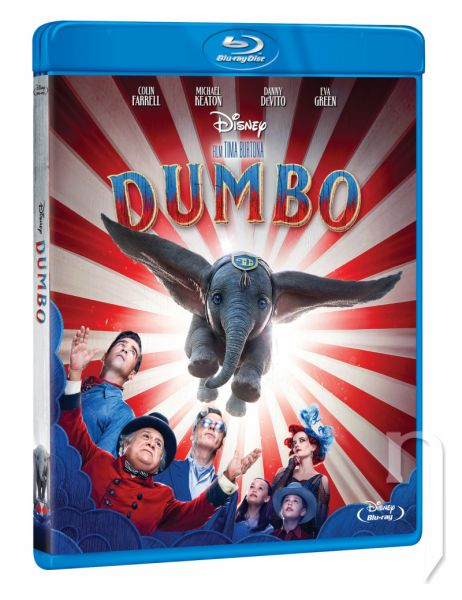 BLU-RAY Film - Dumbo