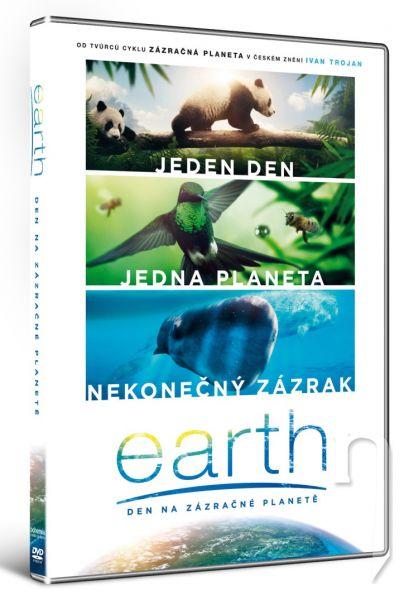 DVD Film - Earth: Den na zázračné planetě