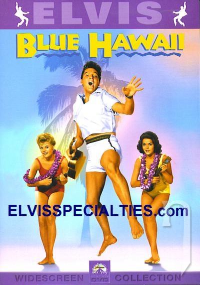 DVD Film ~ Elvis: Blue Hawaii ~ E. Presley, A. Lansbury