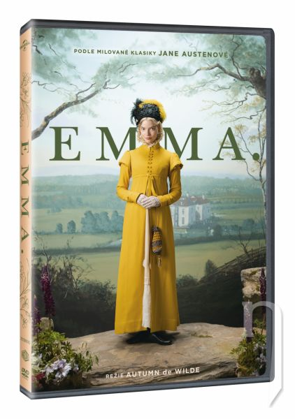 DVD Film - Emma.