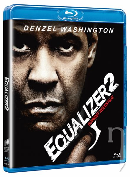 BLU-RAY Film - Equalizer 2