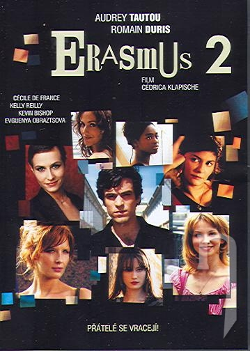DVD Film - Erasmus 2