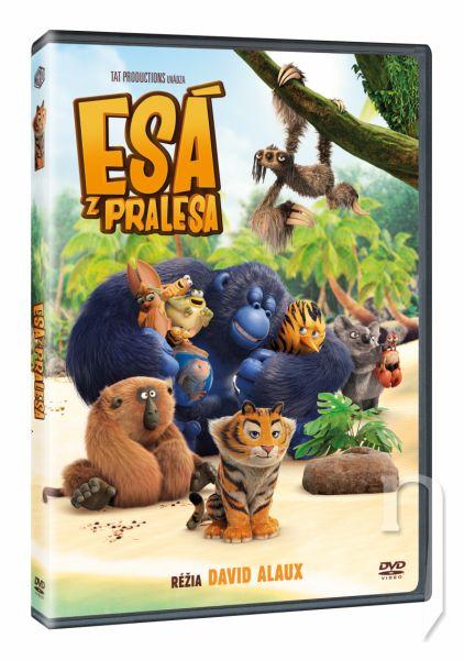 DVD Film - Esa z pralesa