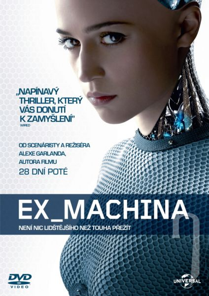 DVD Film - Ex Machina