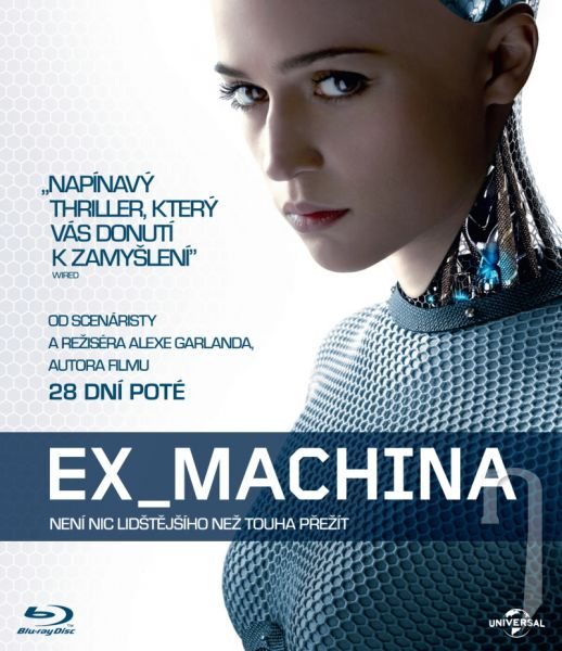BLU-RAY Film - Ex Machina
