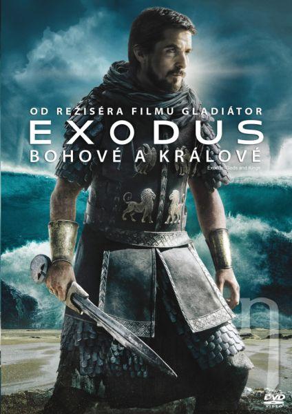 DVD Film - EXODUS: Bohové a králové