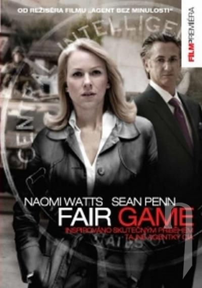DVD Film - Fair Game (digipack)