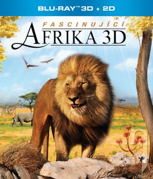 BLU-RAY Film - Fascinující Afrika 3D
