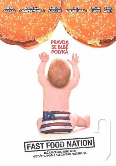 DVD Film - Fast Food Nation