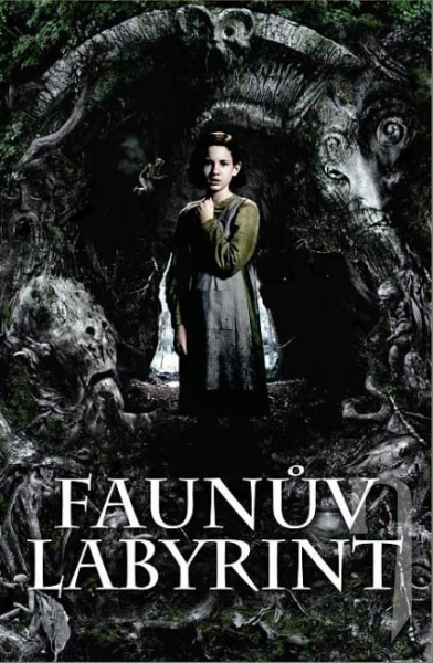 DVD Film - Faunov labyrint