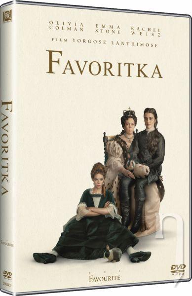 DVD Film - Favoritka