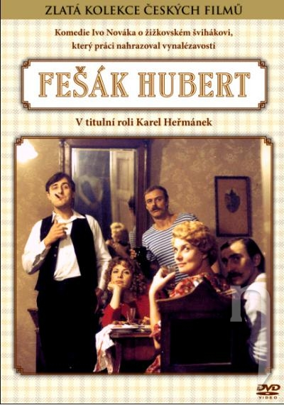 DVD Film - Fešák Hubert