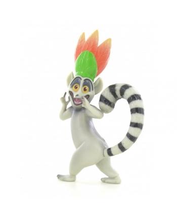 Figúrka Lemur Kráľ Julien - Madagaskar (7 cm)