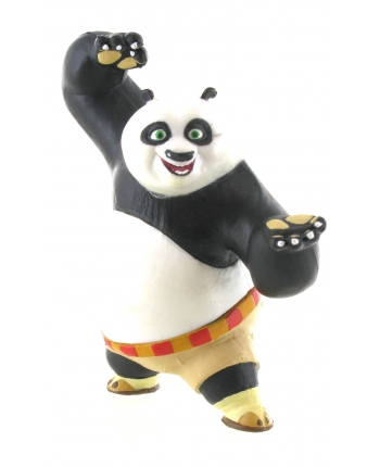 Figúrka Po - Kung Fu Panda (6 cm)