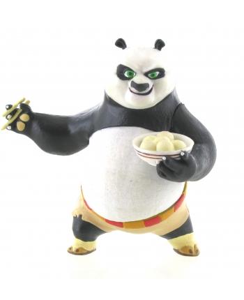Figúrka Po s polievkou - Kung Fu Panda (6 cm)