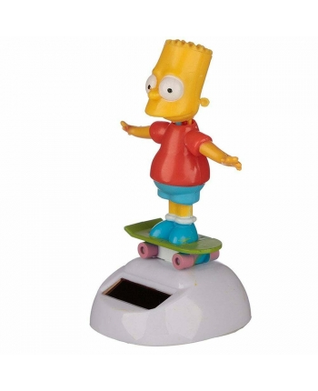 Figúrka solárna - Bart Simpson - 13 cm