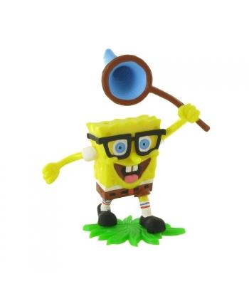 Figúrka Sponge Bob so sieťkou na motýle - 7 cm
