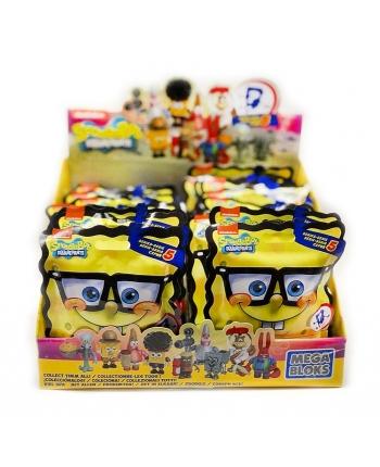 Figúrka Spongebob v balíčku - Mega Bloks