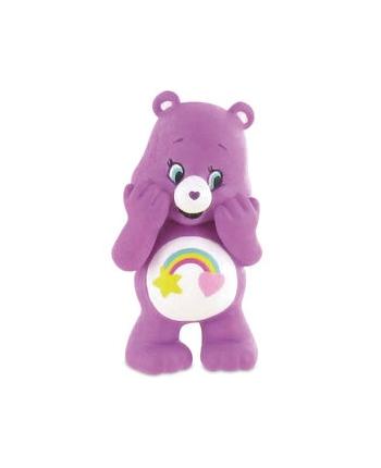 Figúrka Starostliví medvedíci - fialový (6 cm)