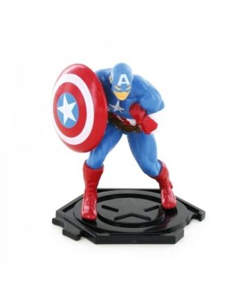 Figúrka v balíčku Avengers - Captain America - 8 cm