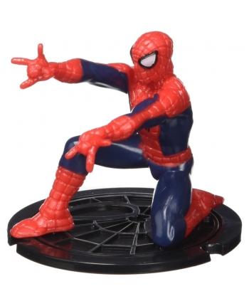 Figúrka v balíčku - Spider-man zohnutý - 8 cm