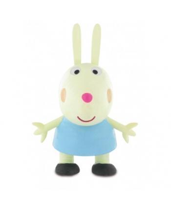 Figurka zajíček Rebeca - Prasátko Peppa (6 cm)