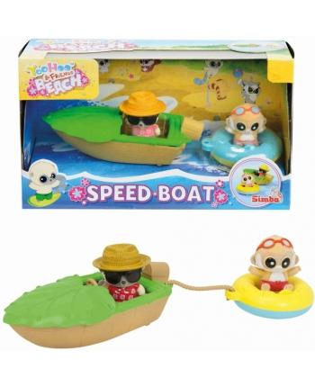 Figúrky na pláži - YooHoo and Friends - škatuľka (21,5x12,5 cm)