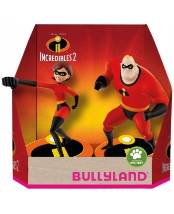 Figúrky Rodinka úžasných 2 pack - Bullyland