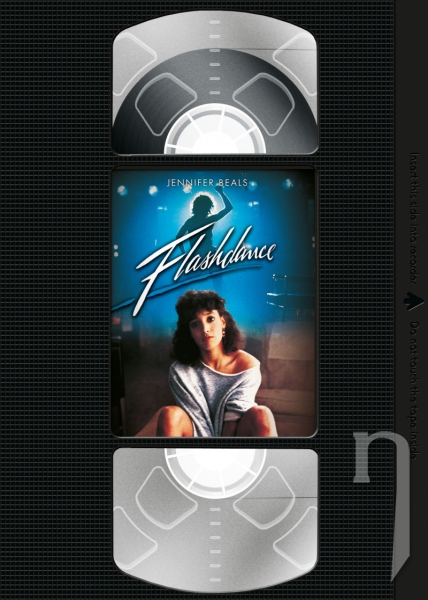 DVD Film - Flashdance