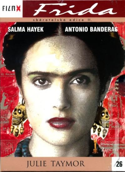 DVD Film - Frida