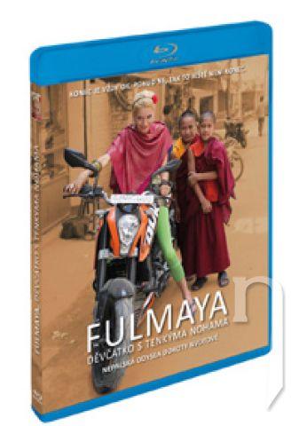 BLU-RAY Film - Fulmaya, děvčátko s tenkýma nohama