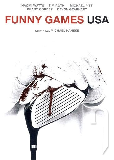 DVD Film - Funny Games USA
