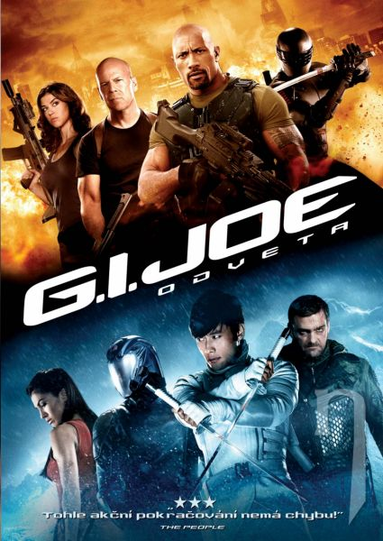 DVD Film - G.I. Joe 2: Odveta