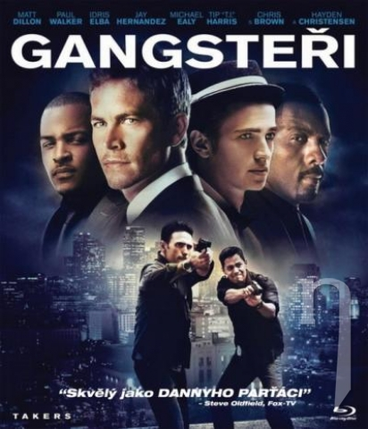 BLU-RAY Film - Gangsteři (2010)