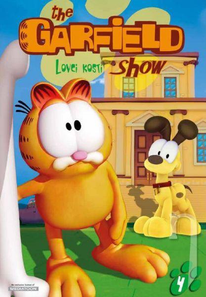 DVD Film - Garfield show 4.