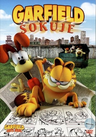 DVD Film - Garfield šokuje