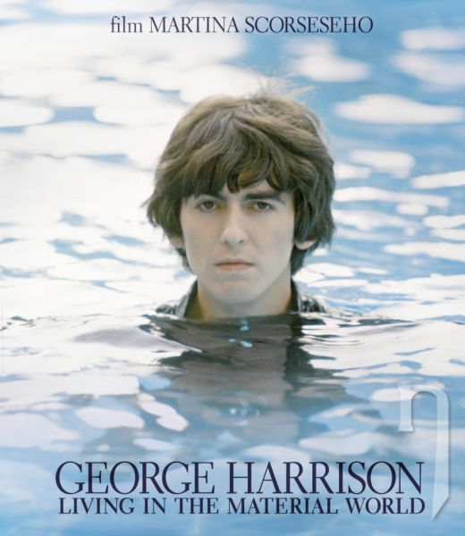 BLU-RAY Film - George Harrison: Living in the Material World