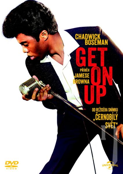 DVD Film - Get On Up - Príbeh Jamesa Browna