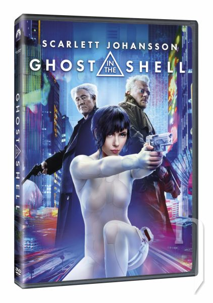 DVD Film - Ghost in the Shell