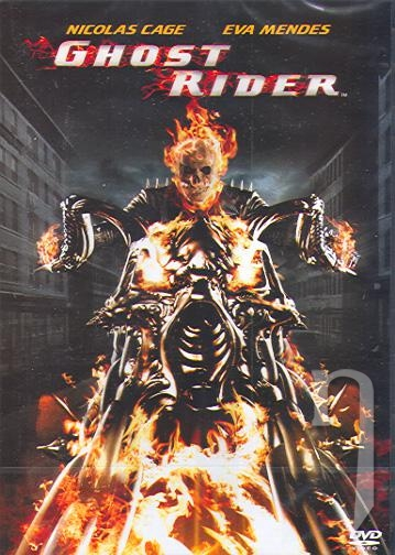 DVD Film - Ghost Rider