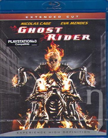 BLU-RAY Film - Ghost Rider (Blu-ray)