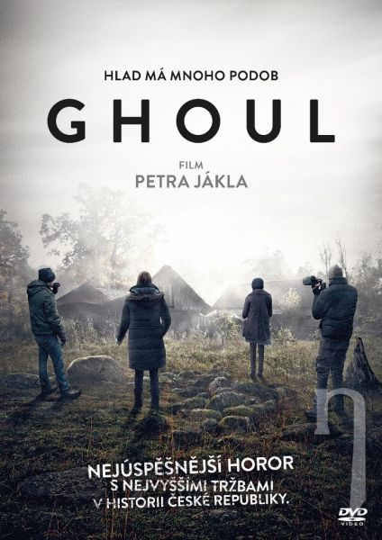 DVD Film - Ghoul