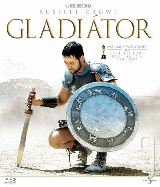 BLU-RAY Film - Gladiátor (Blu-ray)