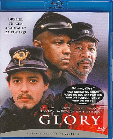 BLU-RAY Film - Glory (Blu-ray)