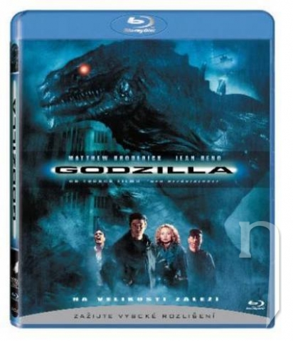 BLU-RAY Film - Godzilla (Blu-ray)