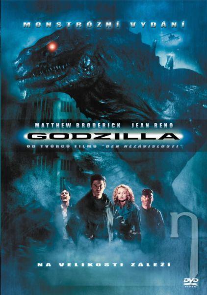 DVD Film - Godzilla