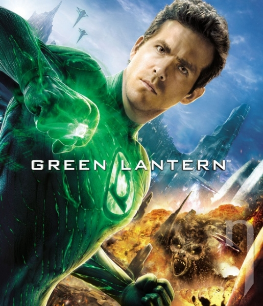 BLU-RAY Film - Green Lantern (Bluray)